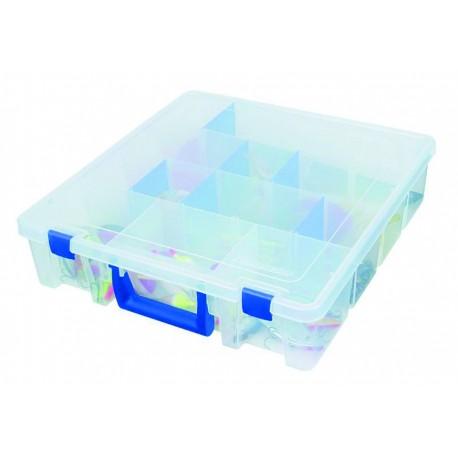 Kalamehe karp, plastmassist 9007, FLAMBEAU