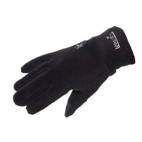Gloves  NORFIN FLEECE BLACK