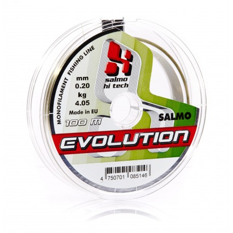 Line 100m Salmo HI-TECH EVOLUTION