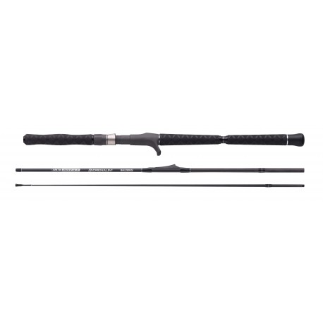 Spinning rod Balzer Adrenalin Arctic Jigger Travel Inliner