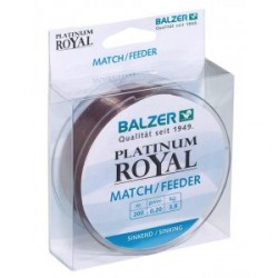 Волосінь 200m Balzer PLATINUM ROYAL MATCH FEEDER