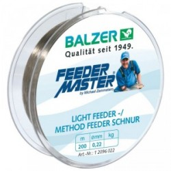 Line 200m Balzer LIGHT FEEDER METHOD FEEDER