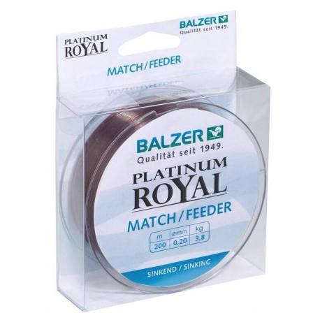 Леска 200m Balzer PLATINUM ROYAL MATCH FEEDER
