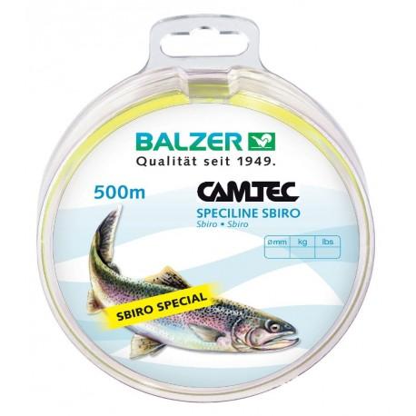 Волосінь 500m Balzer CAMTEC SPECILINE SBIRO