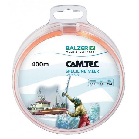 Tamiil 400m Balzer CAMTEC SPECILINE BOAT