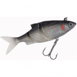 Soft lure Balzer COLONEL LAZER EYE SHADS ROACH