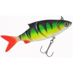Soft lure Balzer COLONEL LAZER EYE SHADS PERCH