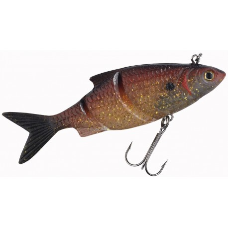 Soft lure Balzer COLONEL LAZER EYE SHADS BREAM