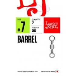 Swivel LJ PRO Barrel
