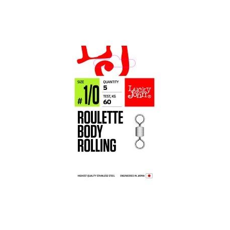 Swivel LJ PRO Roulette Body Rolling