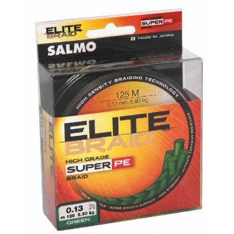 Braided line Salmo Elite Braid