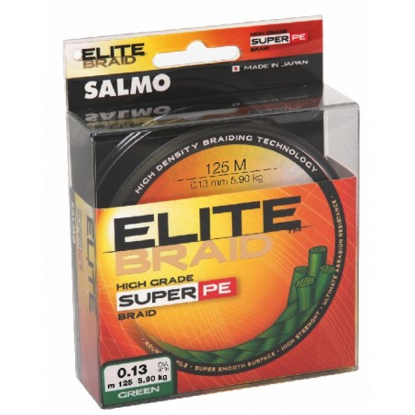 Braided line Salmo Elite Braid