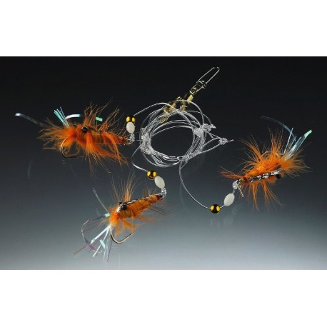 Sea rig BALZER SHRIMP RIG