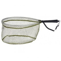 BALZER WADING LANDING NET WITH MAGNETIC CLIP
