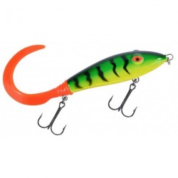 Wobbler BALZER SHIRASU TAIL BAIT PIKE DANCER