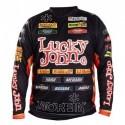 AM-150-XXL T-shirt sport NORFIN & LUCKY JOHN