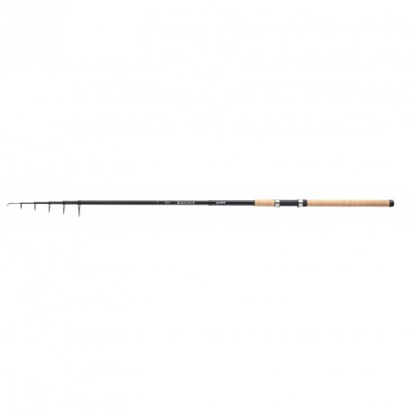 Spinning rod BALZER BLACK JACK TELE 135