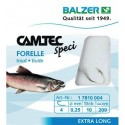 17810004 Hooks with leader BALZER CAMTEC SPECI TROUT/SBIRO