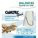 17833010 Hooks with leader BALZER CAMTEC SPECI BARBELESS HOOK