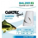 17814004 Hooks with leader BALZER CAMTEC SPECI CARP