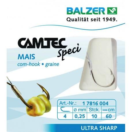 Konksud lipsuga BALZER CAMTEC SPECI CORN