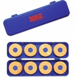 Kalamehe karp ZEBCO Flat Leader Box