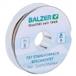 BALZER 7X7 SPOOL, COATED