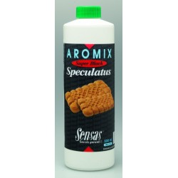 SYRUP SENSAS Aromix Speculatus Black