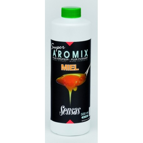 Siirup SENSAS Aromix Honey
