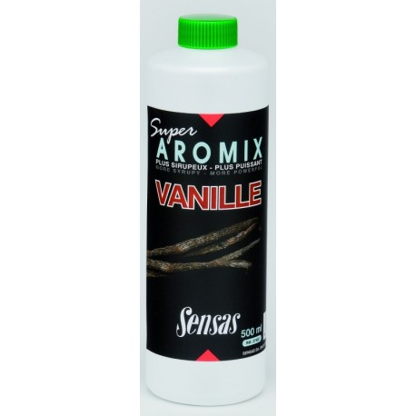 Siirup SENSAS Aromix Vanilla