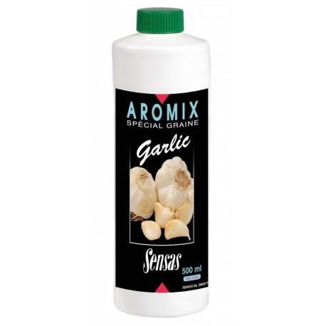 Siirup SENSAS Aromix Garlic