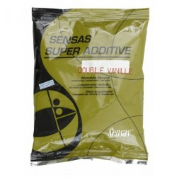 POWDERED ADDITIVES SENSAS Additive Double Vanilla