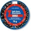 6000900 Zebco Split Shot