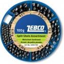 6000901 Zebco Split Shot