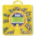 6073903 Комплект грузил Zebco Lead Bead With Tube