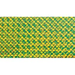 Цветные голографические наклейки BALZER