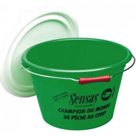 Feed bucket SENSAS 17l