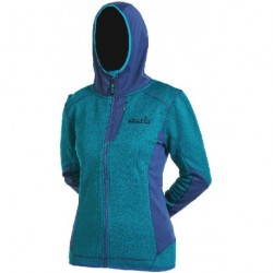 Fleece jacket NORFIN OZONE DEEP BLUE