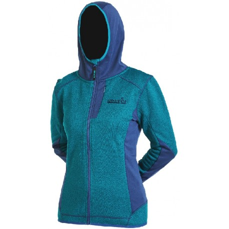 Fleece jacket NORFIN OZONE DEEP BLUE