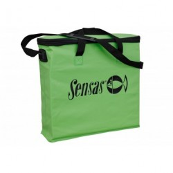 Bag Sensas WATERPROOF GREEN RECT. NET BAG