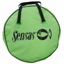 2427 Bag Sensas WATERPROOF GREEN ROUND NET BAG
