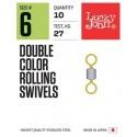 LJP5121-010 Pöörel LJ Double Color Rolling