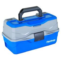 Ящик пластиковый, FLAMBEAU 2 Tray