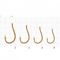 Hooks COBRA ALLROUND