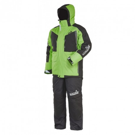Winter Suit NORFIN DISCOVERY 2 Green LE
