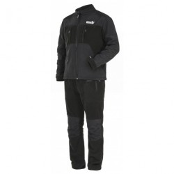 Fleece suit NORFIN Polar Line 2 Gray