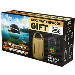 Эхолот DEEPER Smart Sonar PRO+ 100% Waterproof