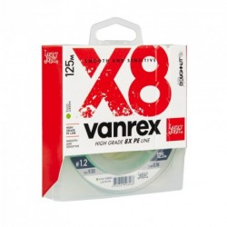 Nöör Lucky John Vanrex X8 Fluo Green