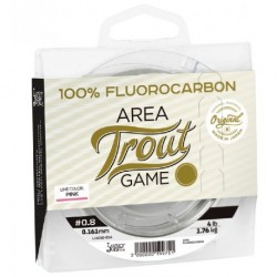 Line LJ FLUOROCARBON AREA TROUT GAME
