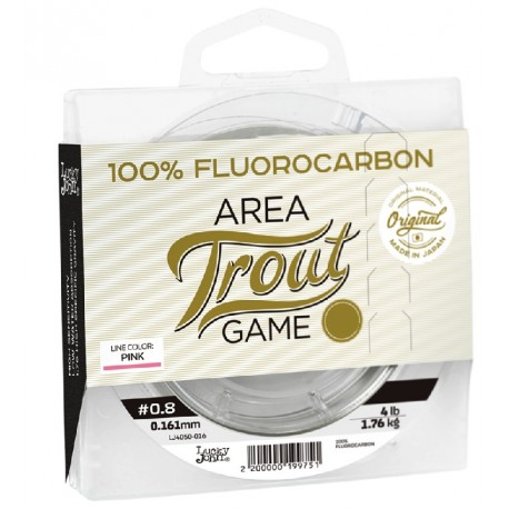 Tamiil LJ FLUOROCARBON AREA TROUT GAME